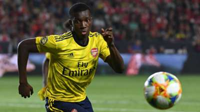 Nketiah Arsenal 2019