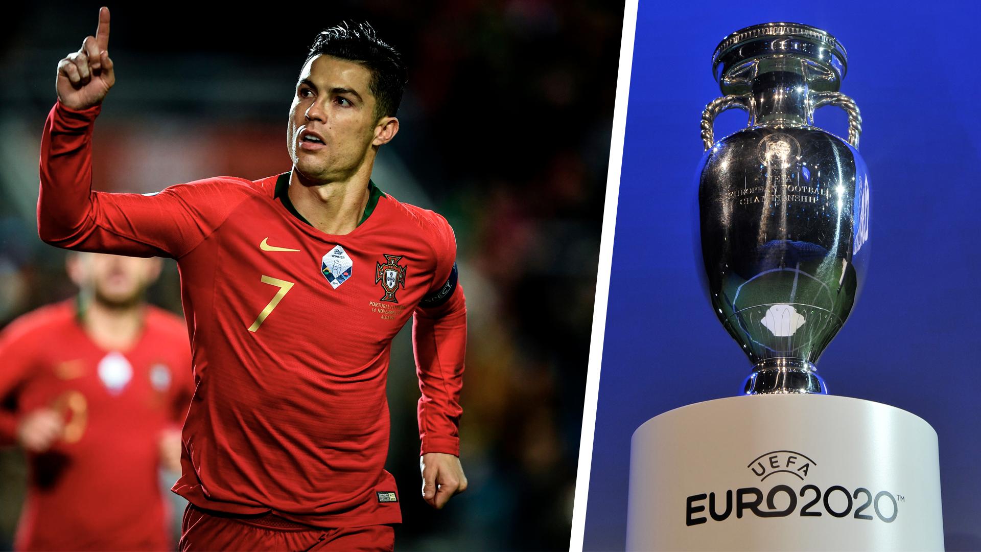 Trực tiếp bóng đá Euro VTV3