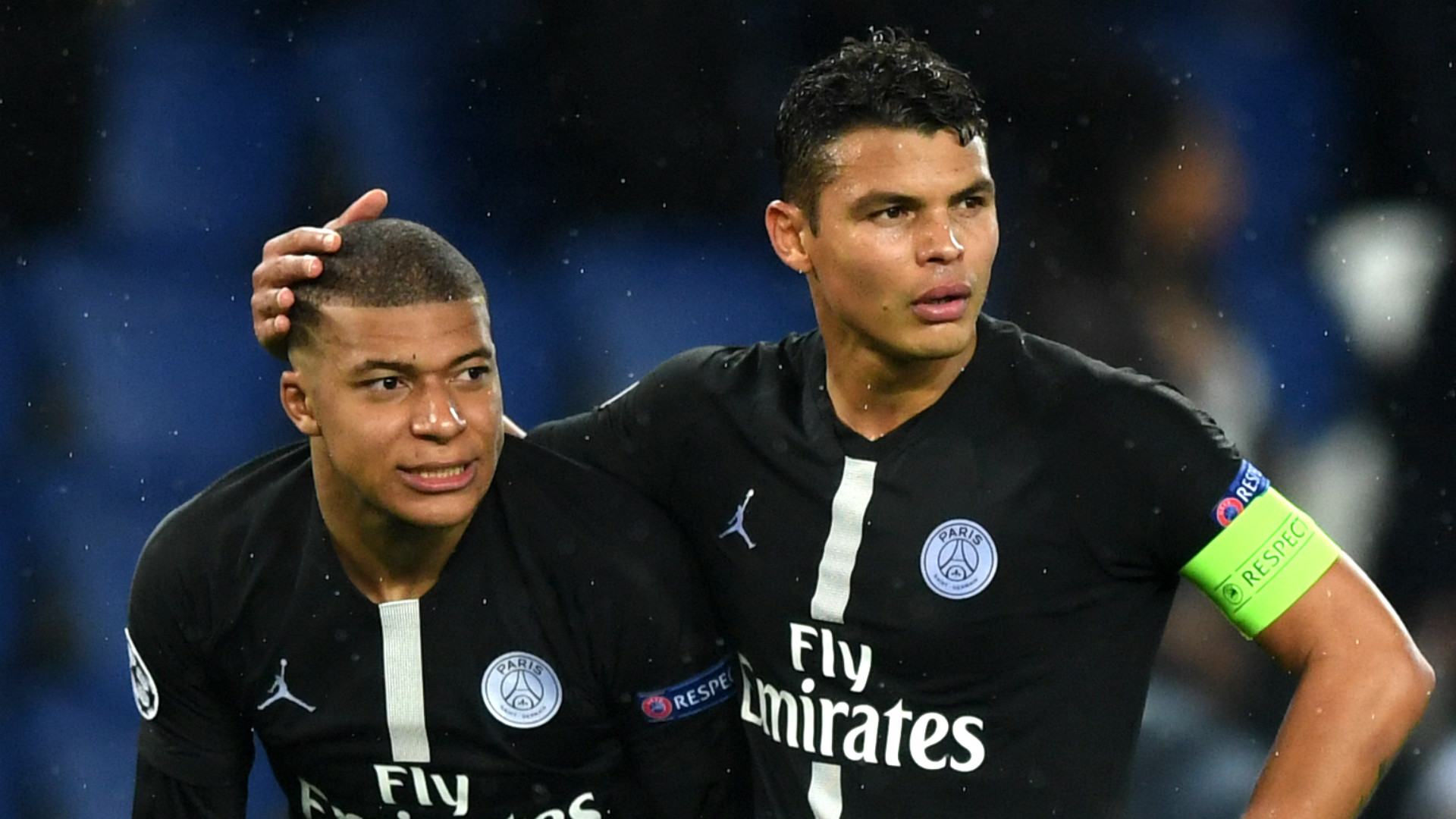 Thiago Silva makes Champions League history in PSG farewell match | Goal.com