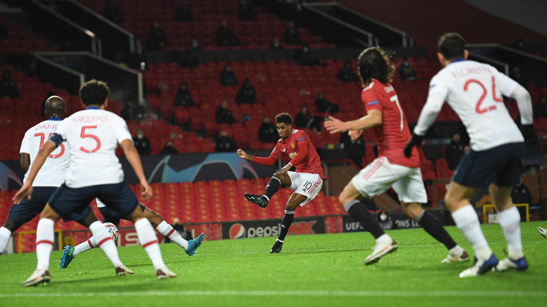 Live Manchester United Vs Psg Goal Com