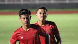 Irfan Jauhari & Asep Berlian - Timnas Indonesia