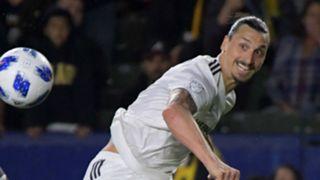 Zlatan Ibrahimovic LA Galaxy Atlanta United MLS