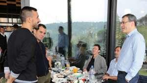 Mehmet Topal Damien Comolli Fenerbahce