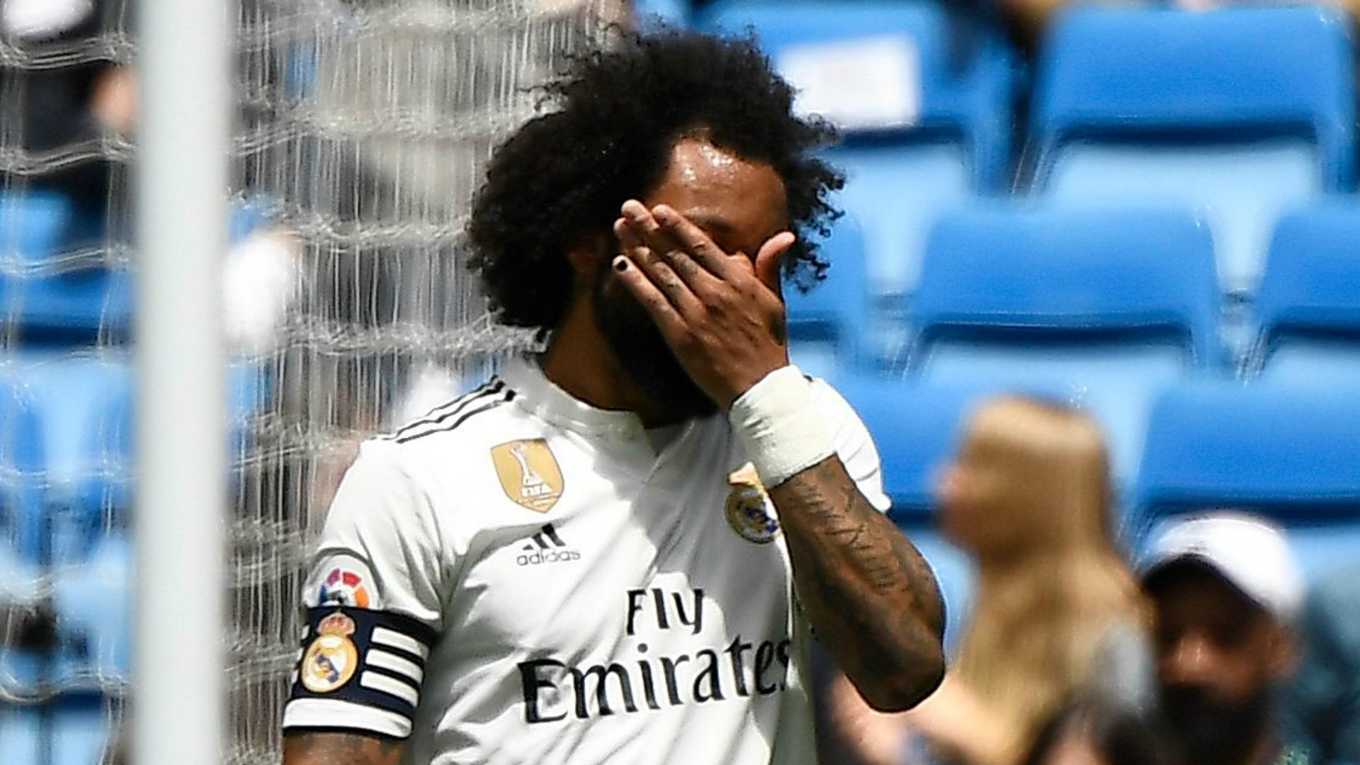 'We are the guilty ones' - Marcelo calls on Real Madrid players to take blame for miserable season
