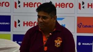 Bino George Gokulam Kerala I-League 2018-19