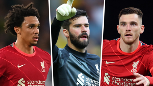 Alexander-Arnold, Robertson and Alisson added to Liverpool's captaincy group, Klopp confirms | Goal.com