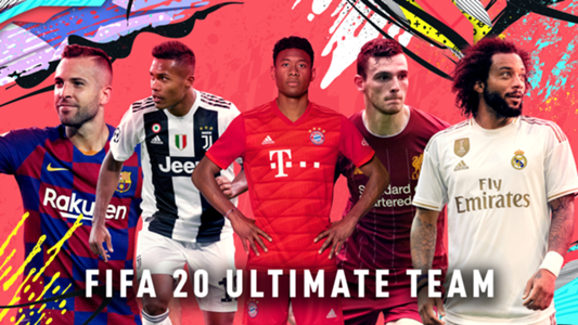 VOTE NOW: Goal Ultimate 11 powered by FIFA 20 - Who is the best left back in the world?