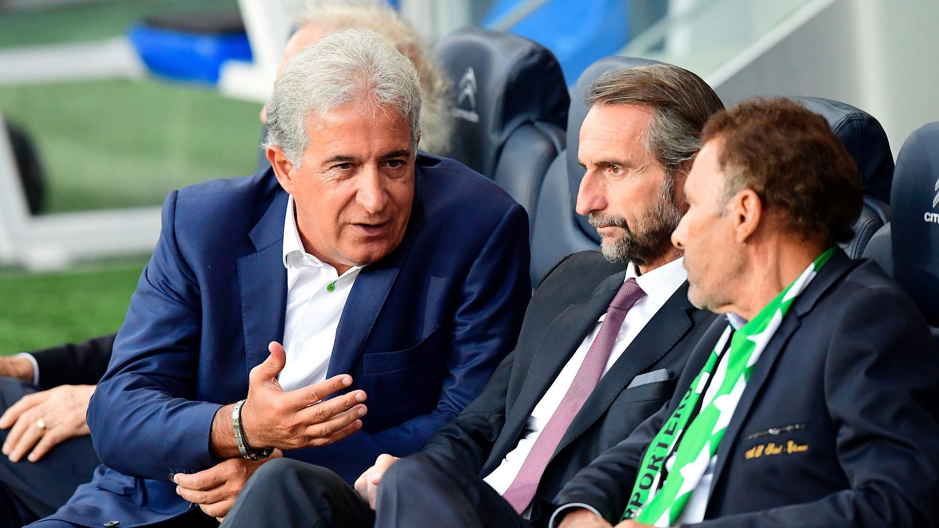 Bernard Caiazzo, Jean Claude Blanc et Roland Romeyer, PSG- ASSE 9 septembre 2016