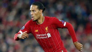 Virgil van Dijk Liverpool 2019