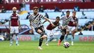 Bruno Fernandes Aston Villa vs Man Utd Premier League 2020-21