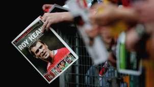 Roy Keane Manchester United testimonial 2006