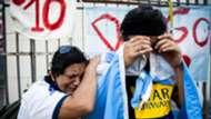 Diego Maradona tributes 2020