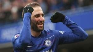 Gonzalo Higuain, Chelsea