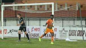 Phillip Adjah NEROCA FC Punjab FC I-League 2019-20