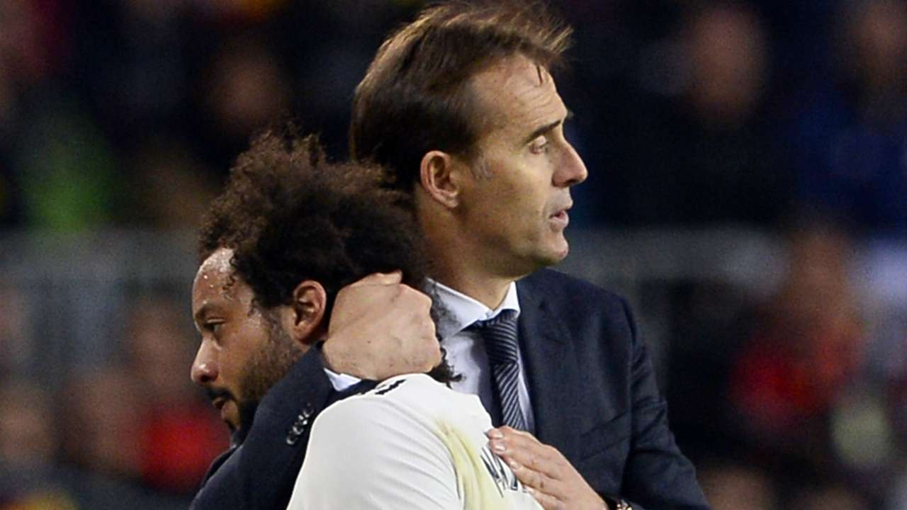 Julen Lopetegui Real Madrid 2018-19