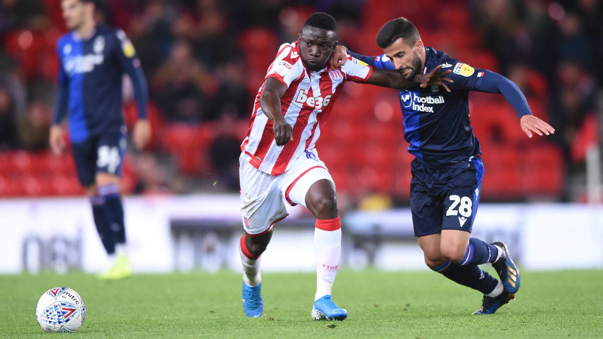 Etebo: Super Eagles midfielder excited to join Galatasaray from Stoke City   Goal.com