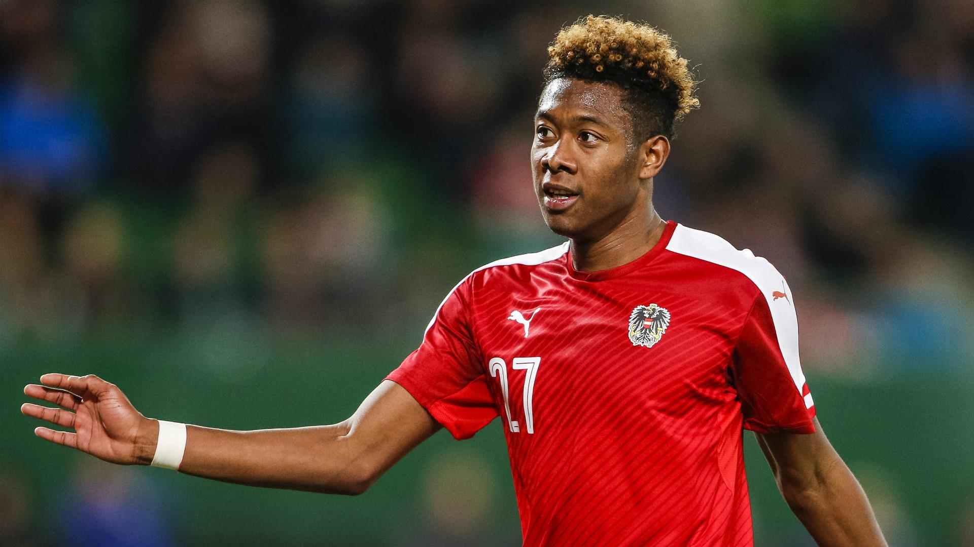 Portugal-Autriche : David Alaba, un Bavarois en mission pour l'Autriche |  Goal.com