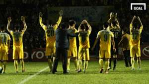 FLC Thanh Hóa Sanna Khánh Hòa BVN Vòng 25 V.League 2017