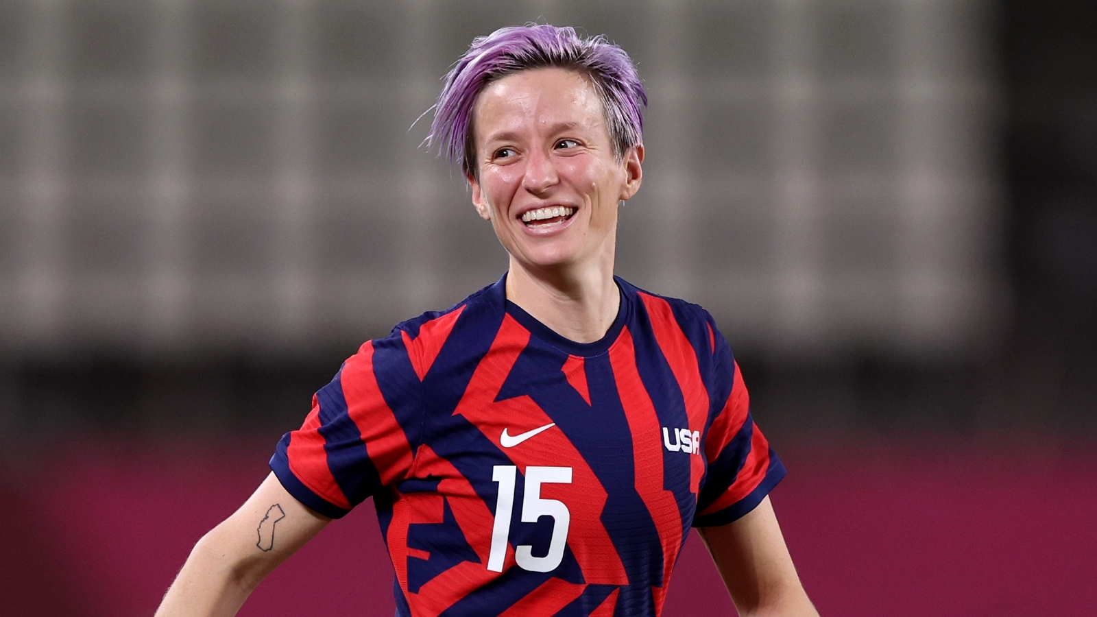 'It's always going to be hard to step away' - Rapinoe discusses retirement after USWNT clinch Olympic bronze medal