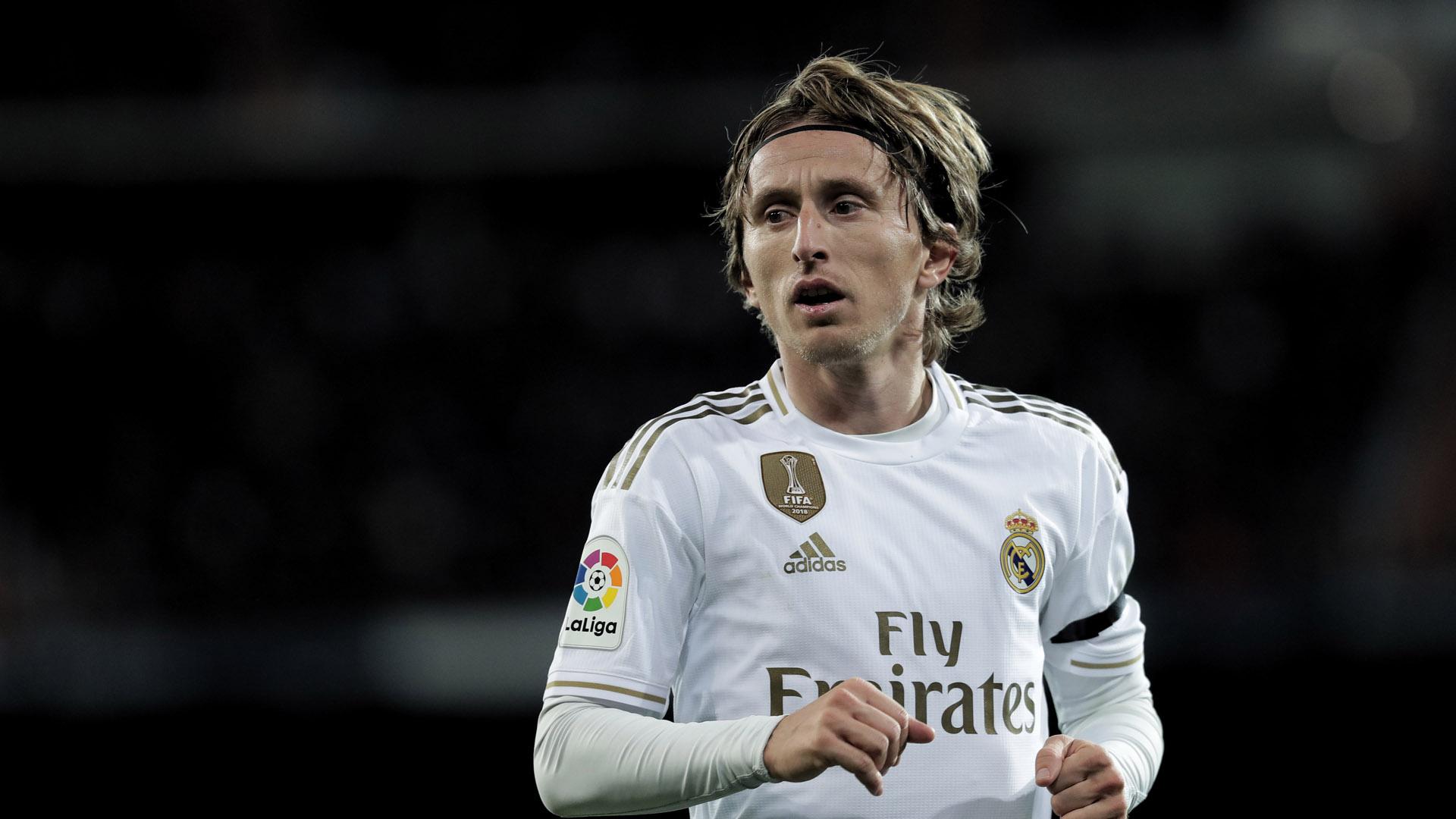 Luka Modric rêve de terminer sa carrière au Real Madrid