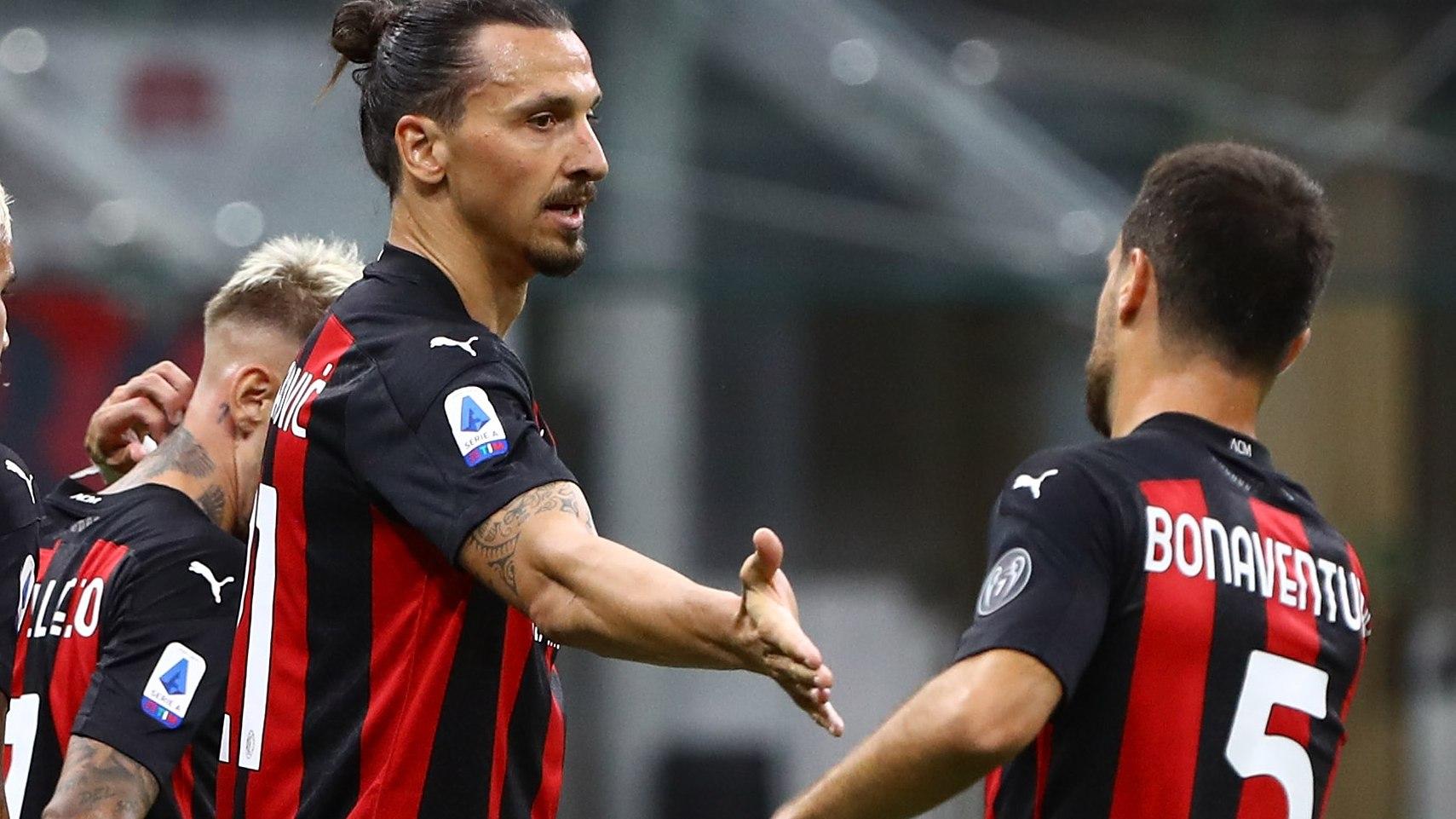 Calcio: Bonaventura addio al Milan tra le lacrime