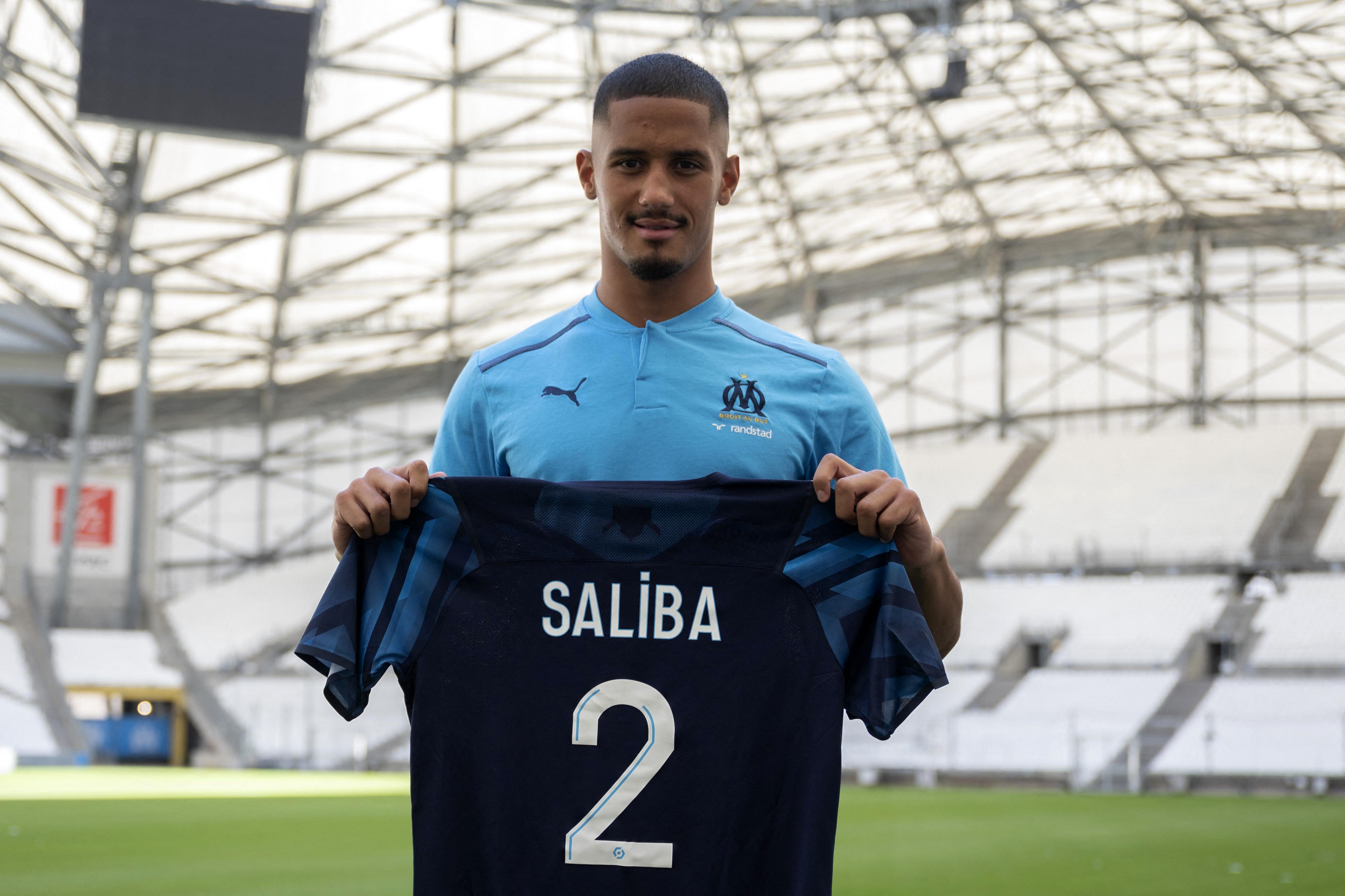 Saliba juge son début de saison à l'OM et avec l'équipe de France Espoirs