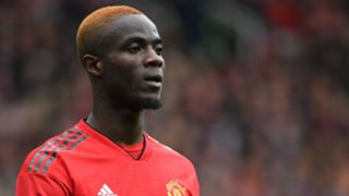 Eric Bailly Manchester United 2018-19