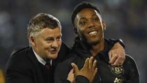 Anthony Martial Ole Gunnar Solskjaer Manchester United 2019-20