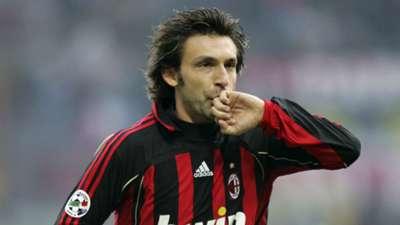 Andrea Pirlo AC Milan 2007