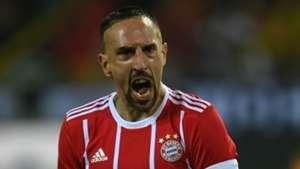 Franck Ribery Bayern Munich 2017