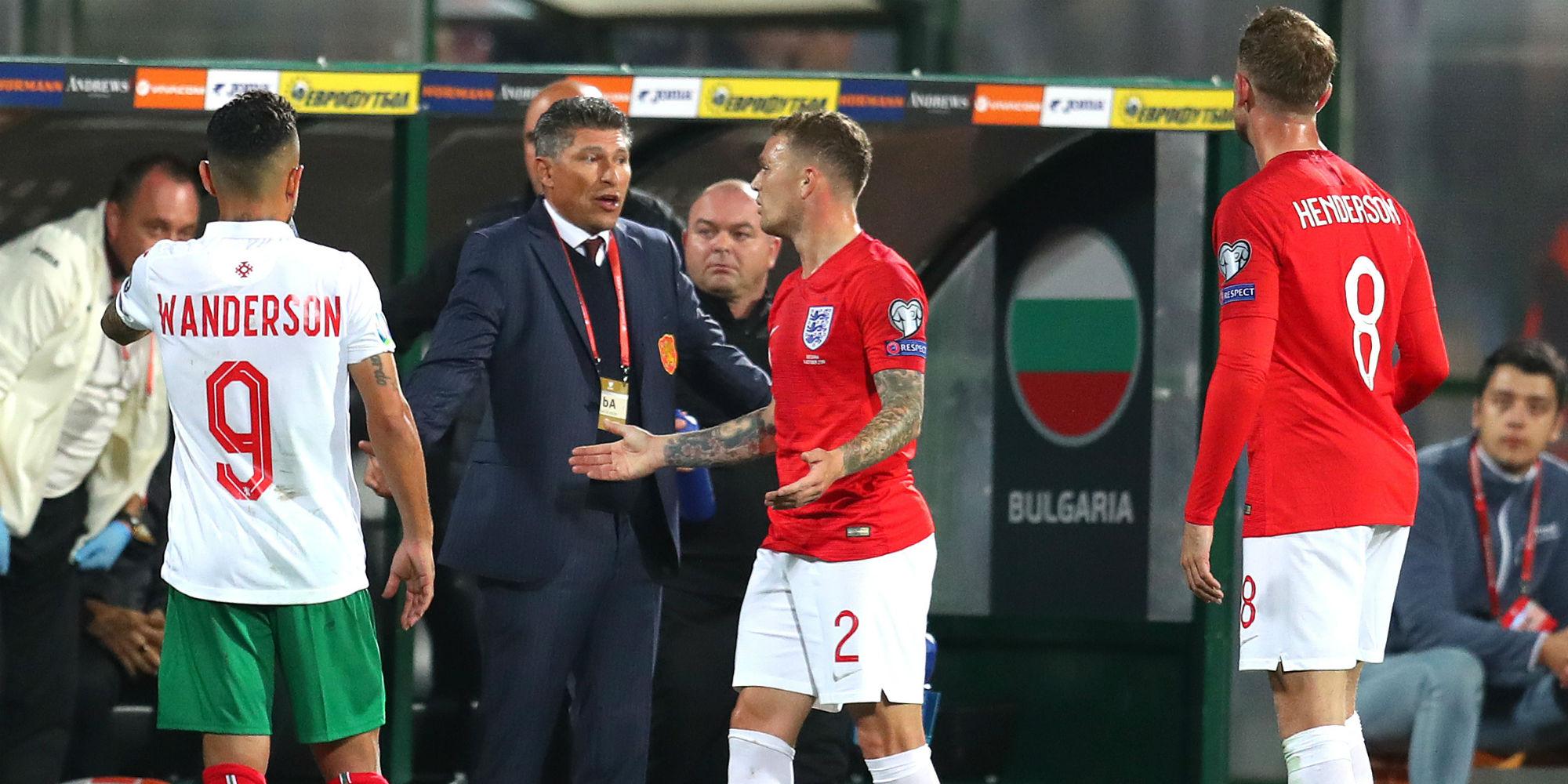 Bulgaria England Krasimir Balakov 2019
