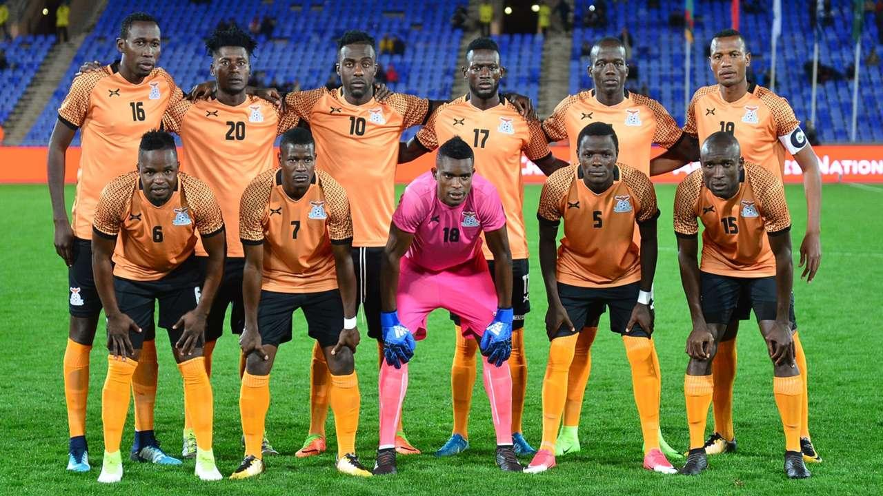 Zambia 2018 CHAN