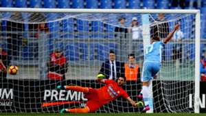 Immobile penalty Lazio Udinese Serie A 02262017