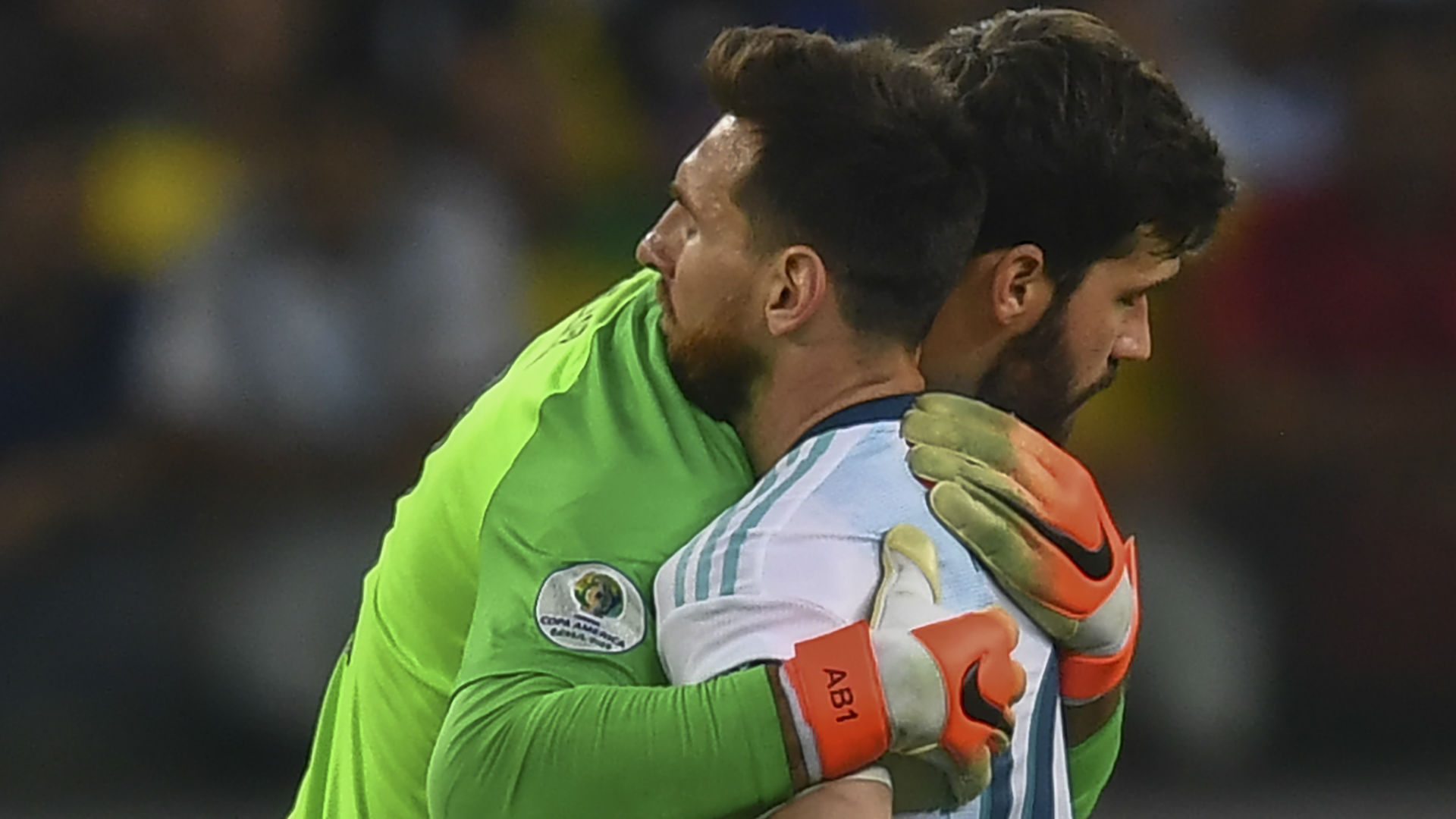 Alisson: Playing against Messi has helped me a lot | Goal.com