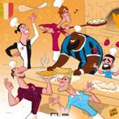ITALIA SERIE A CARTOON