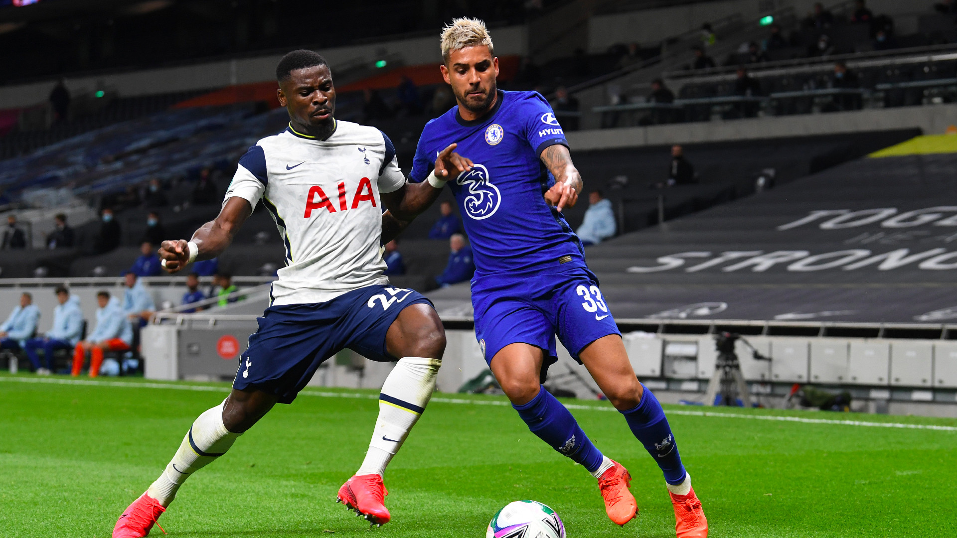 Aurier deserves credit for improved Tottenham form – Robinson