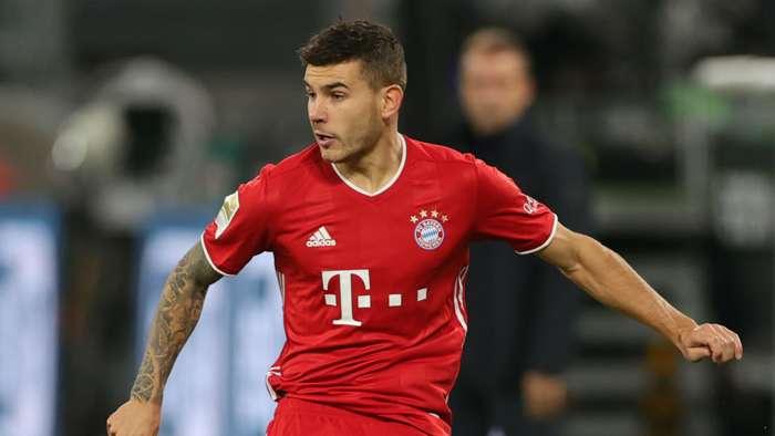 Lucas Hernandez Bayern Munich 2020-21
