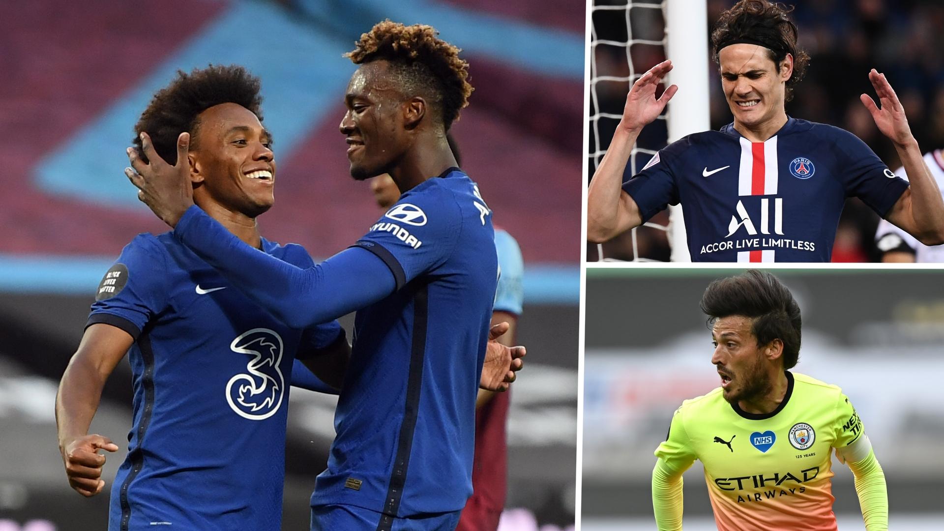 Chelsea need a Van Dijk type figure to improve, says Lampard