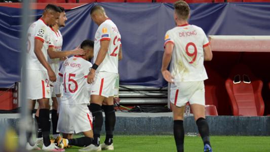 ¿Qué necesita el Sevilla para clasificarse como primero de grupo para los octavos de la UEFA Champions League? | Goal.com