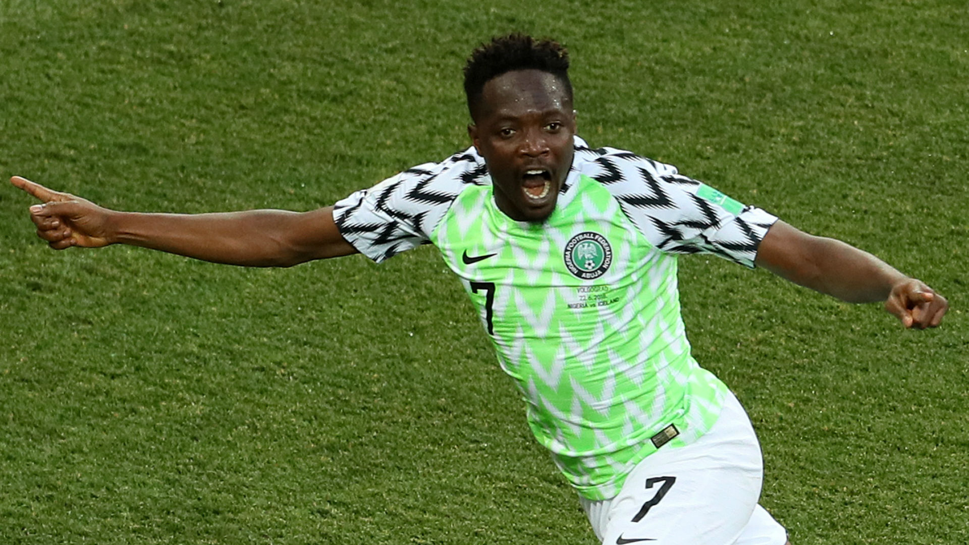 Musa: How NFF and Fifa celebrated former Leicester City forward at 28