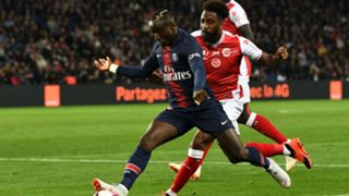 Romain Metanire Moussa Diaby PSG Reims Ligue 1 26092018