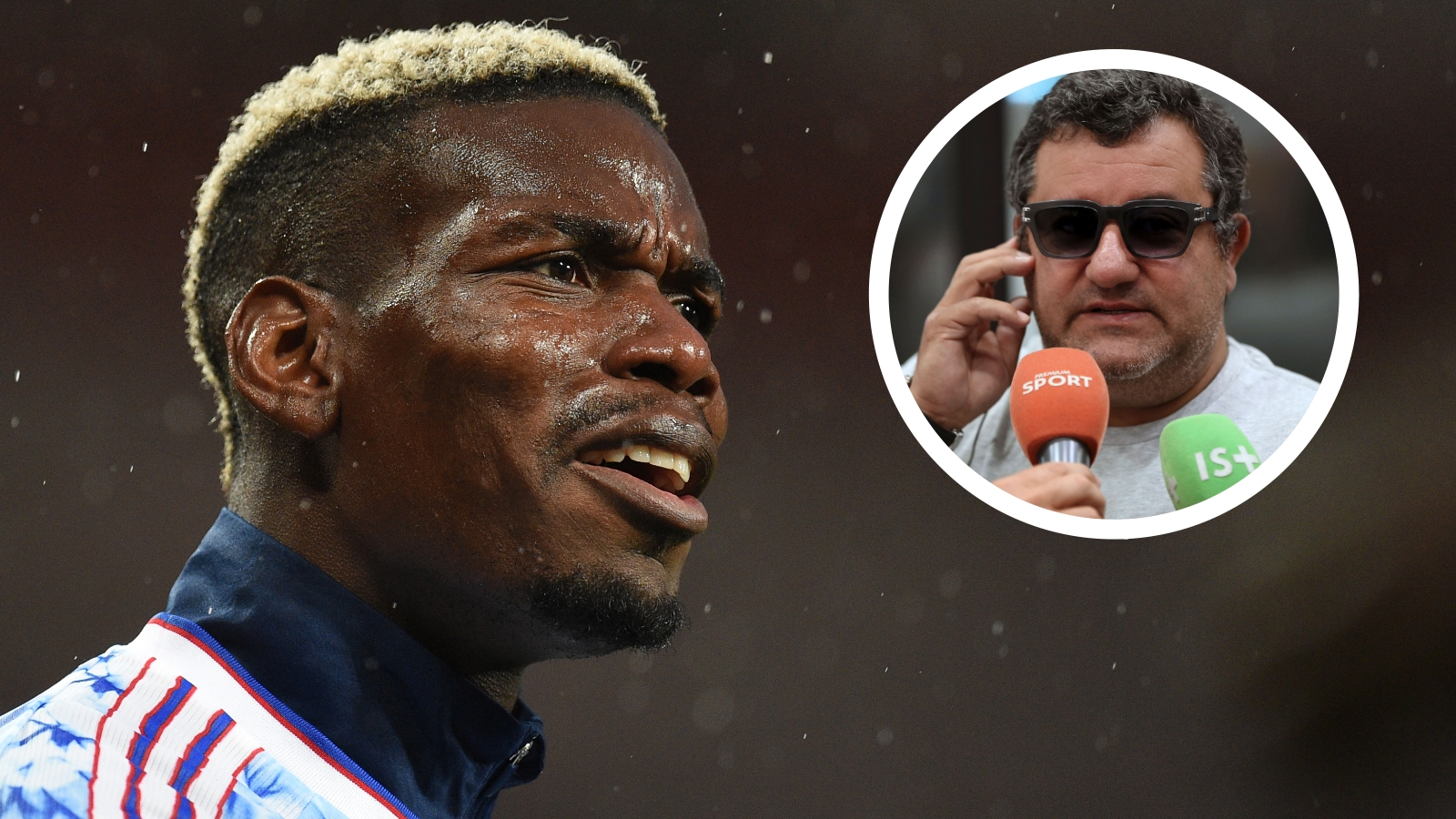 'People get nervous when I speak about Pogba' - Raiola refuses to rule out Serie A return for Man Utd star