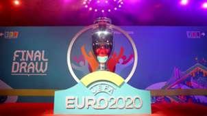 Eurocopa Sorteo