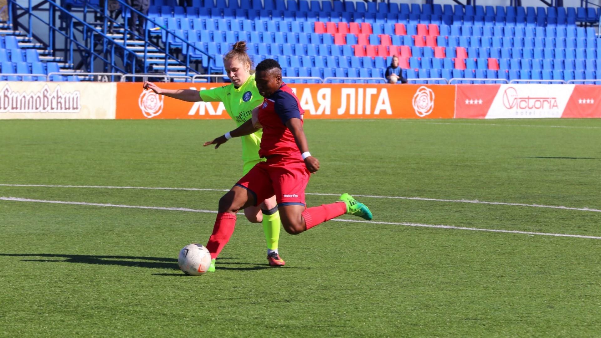 Niyolle, Wogu scores & Ogbiabekhva nets hat-trick as Minsk thrash Dnepr Mogilev