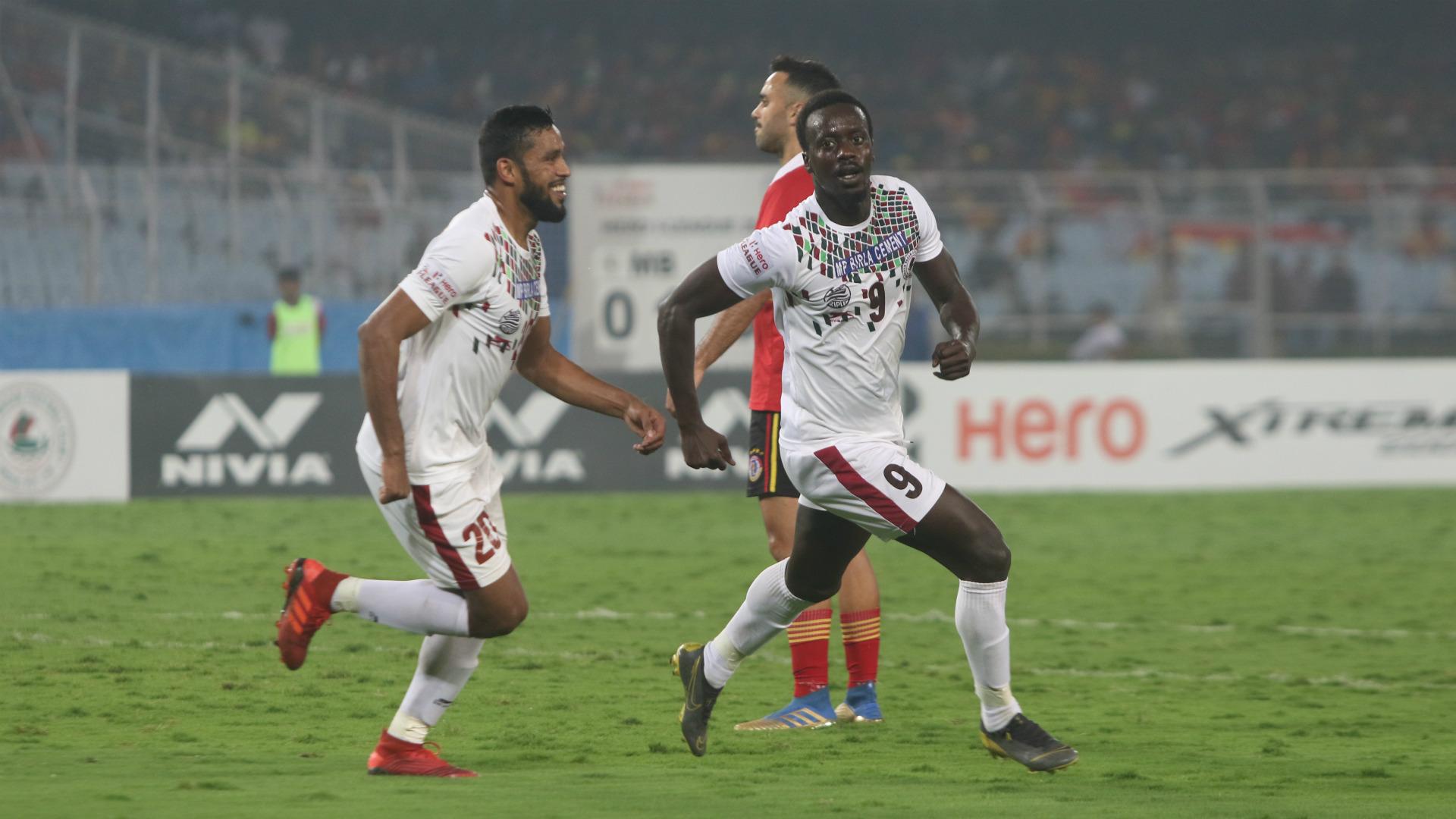 Baba Diawara Mohun Bagan East Bengal I-League 2019-20