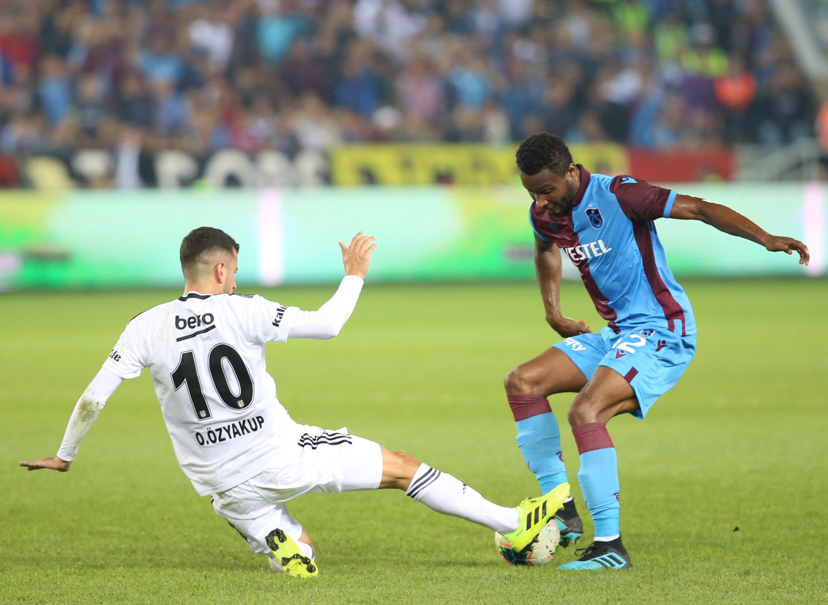 Turkish side Trabzonspor terminates John Obi Mikel contract