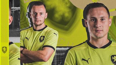 Czech Republic Euro 2020 away kit