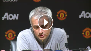 Video Mourinho Shaw