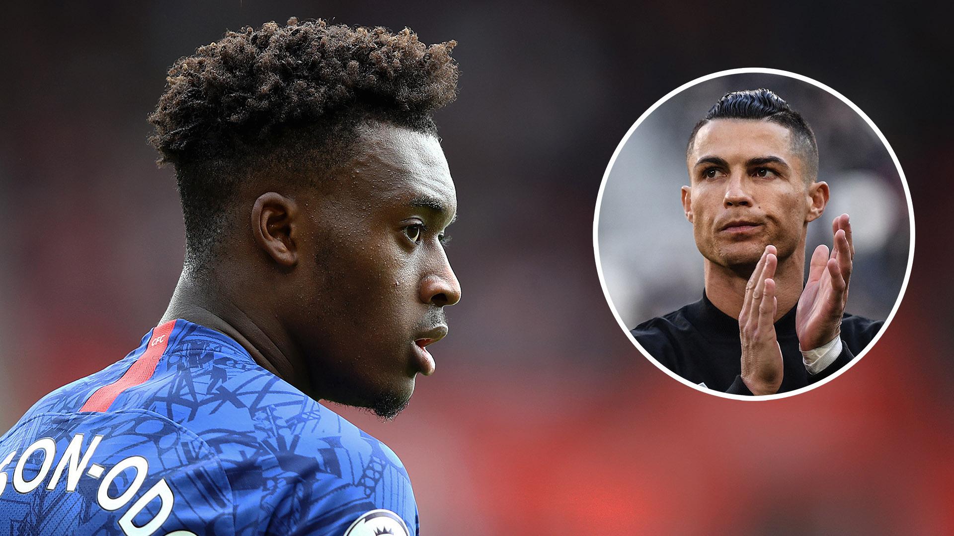 Hudson-Odoi reveals Ronaldo as his favourite player & Ronaldinho his idol