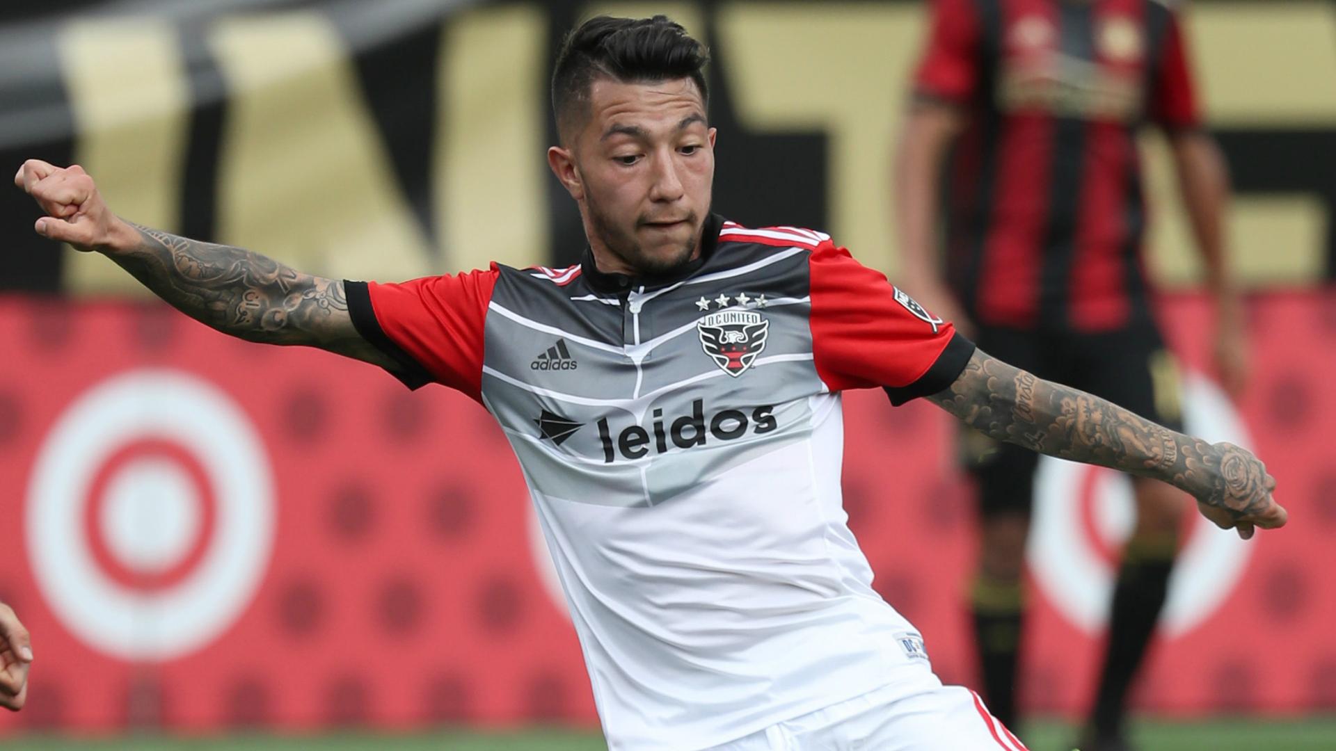 Luciano Acosta D.C. United